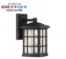 Quoizel SNNL8406K - Stonington LED Outdoor Lantern