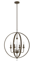 Hinkley Canada 4604OZ - Chandelier Waverly