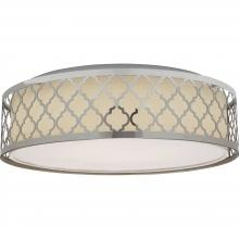 "Nuvo 62/989 - 14"" LED Decor Flush Mount"